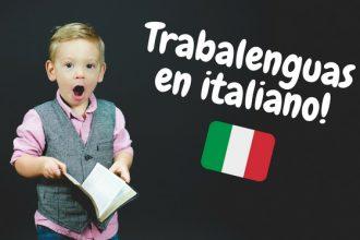 trabalenguas-italiano