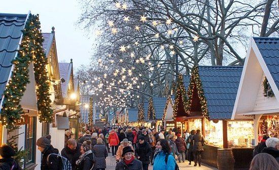 los mercadillos navideños más bonitos de Italia
