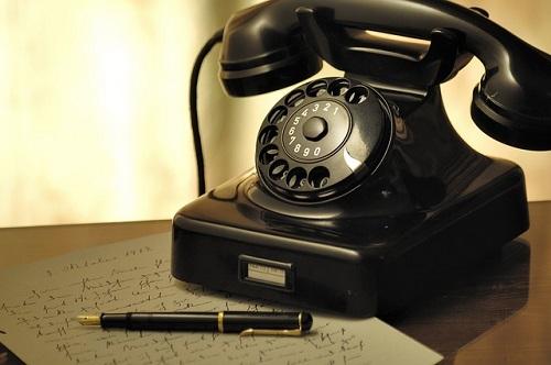 «Alfabeto Telefonico»: cómo deletrear una palabra en italiano