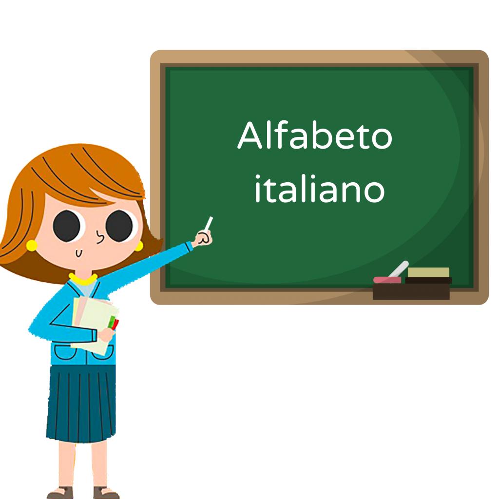 Alfabeto italiano - Curso Online Gratis