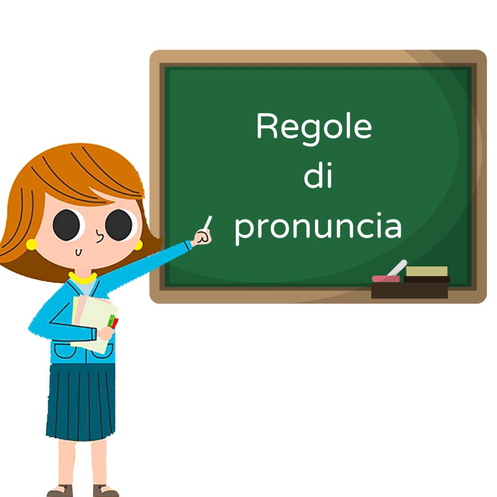 Regole di pronuncia - Curso Online Gratis
