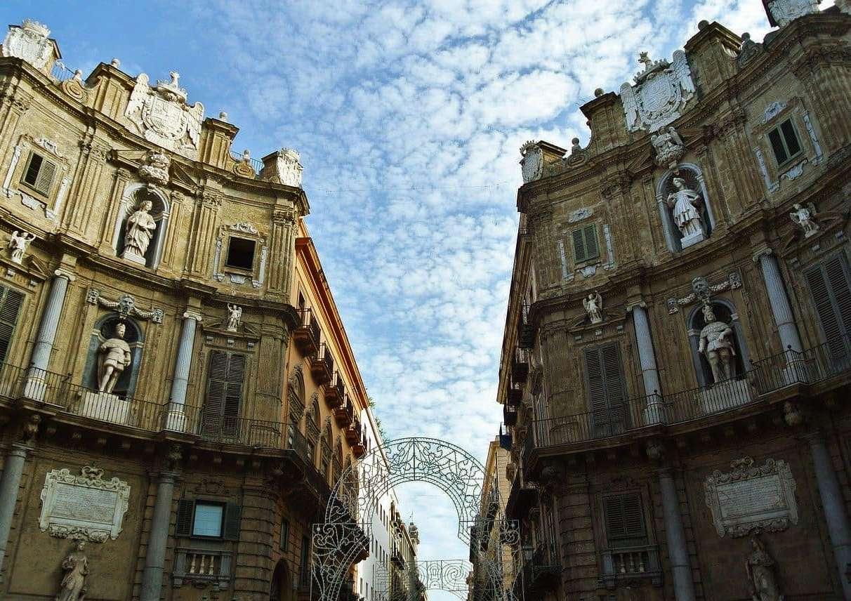 Os presento mi hermosa ciudad Palermo